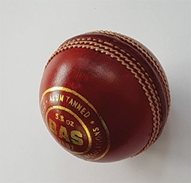 BAS Test quality cricket balls