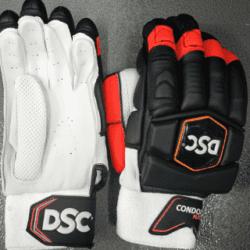DSC Condor Flite coloured Batting gloves Small Mobile 1