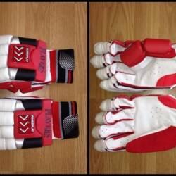 powerplay players plus premium test quality batting gloves 613
