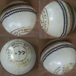 powerplay white tournament cricket balls 825 1