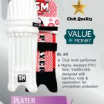 sm pintu batting legguard player youth 333 2