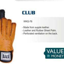 wicket keeping gloves mens bas vampire club 563 1