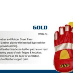 wicket keeping gloves mens bas vampire gold 560 1