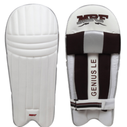 1 MRF Batting Leg Guard Genius LE